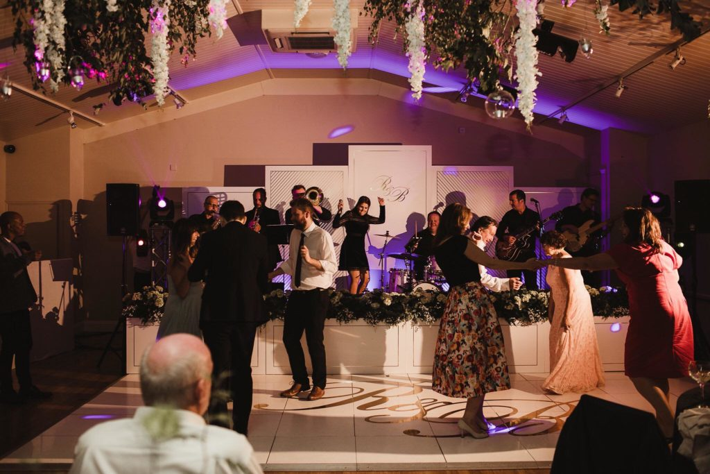 Wedding band Jersey C.I.