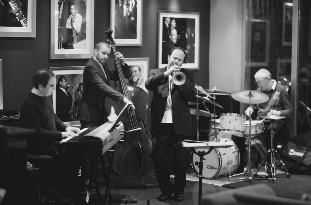 Brian White Quartet. Jersey's finest Jazz Quartet