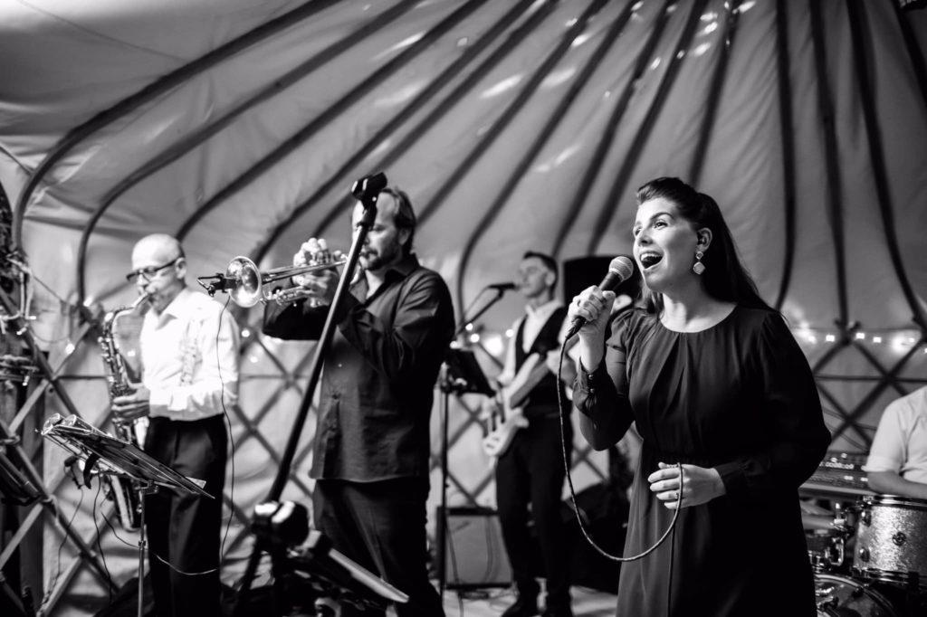 Jessica Lloyd Band Wedding Band