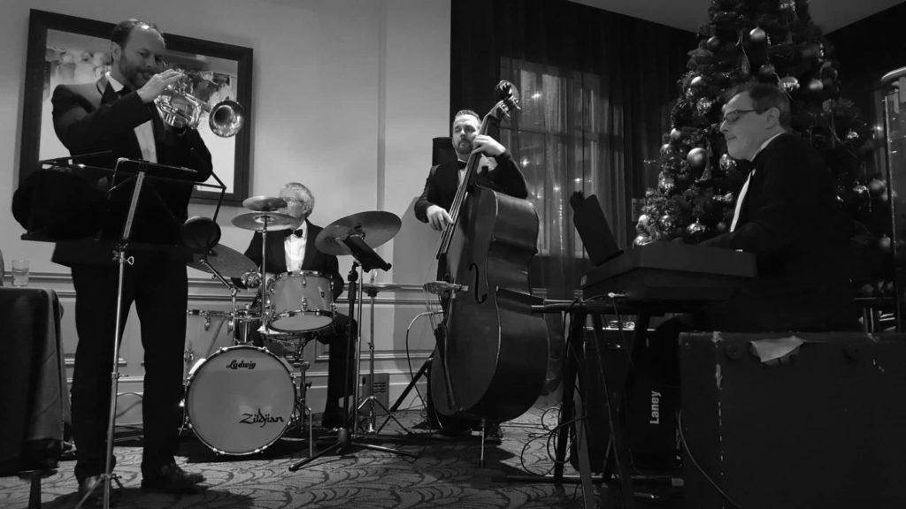 Brian White Quartet Gatsby
